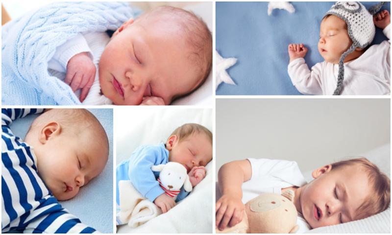 Bebeklerin Uyku İhtiyacı Ne Kadardır?