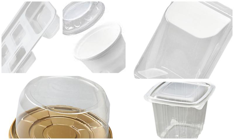 Plastik Kâse ve Kapak Çeşitleri