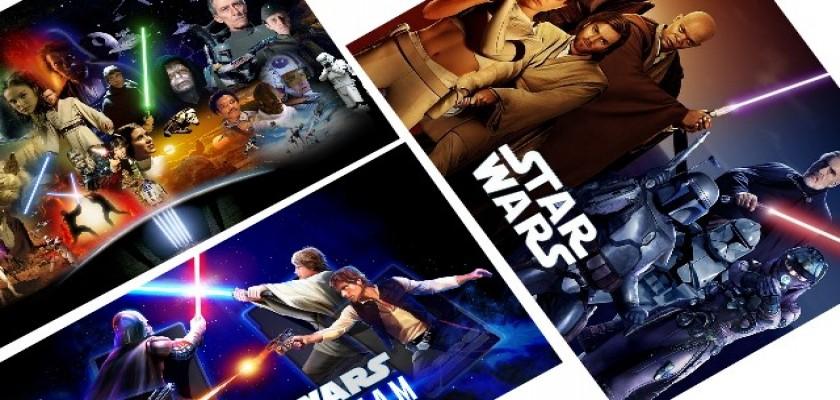 Star Wars Serisi Devam Ediyor
