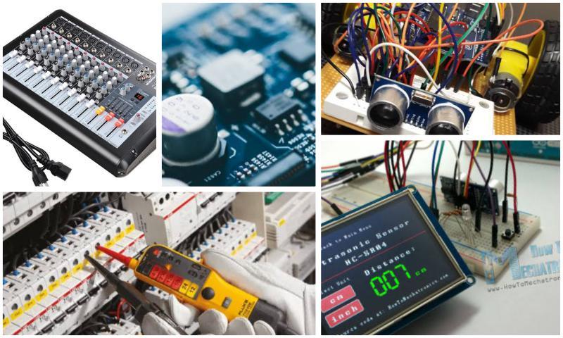Tedarikini Yaptığımız Elektronik Devre Elemanları