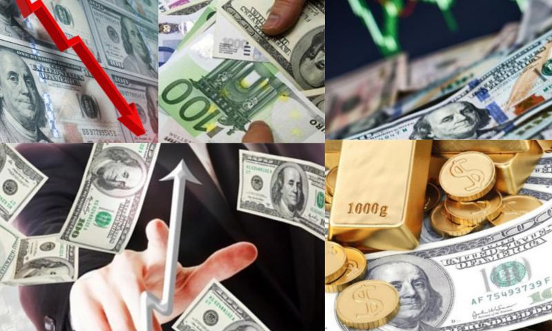 Yükselişte Olan Dolar