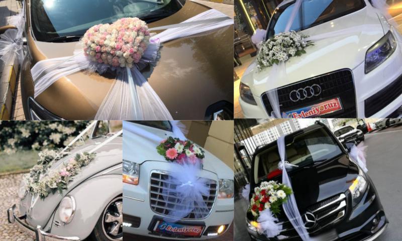 Düğünde Aracınız Hazır