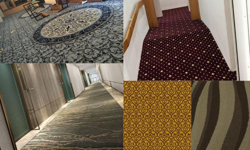 Proje, Otel Halısı ile Çim Üretimi