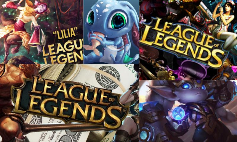 League of Legends RP Fiyatları