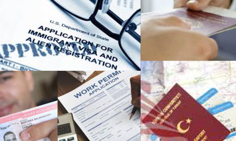 Çalışma Vizesi Alarak Kanada'da Full Time Çalışabilirsiniz