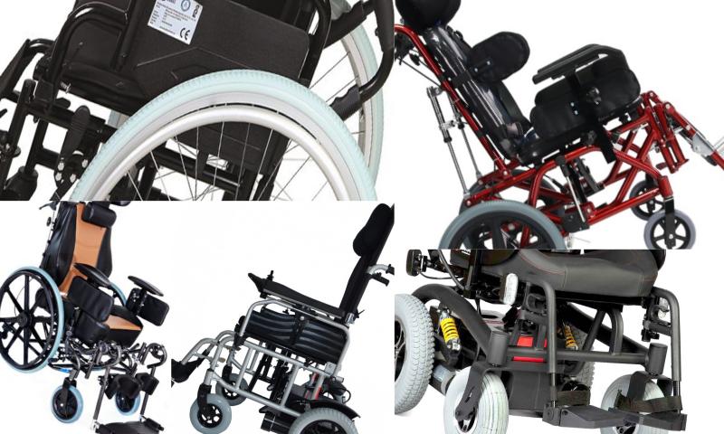 Engelli Bireylerin Hayatını Kolaylaştıran Tekerlekli Sandalyeler