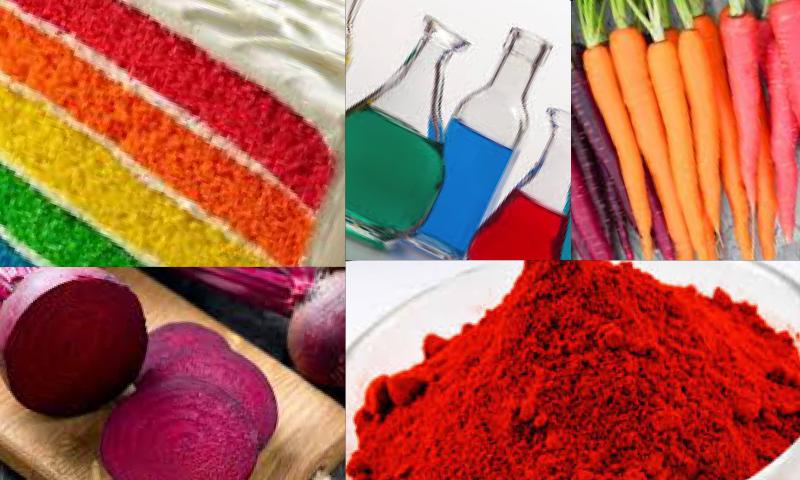 Doğal Renklendiriciler