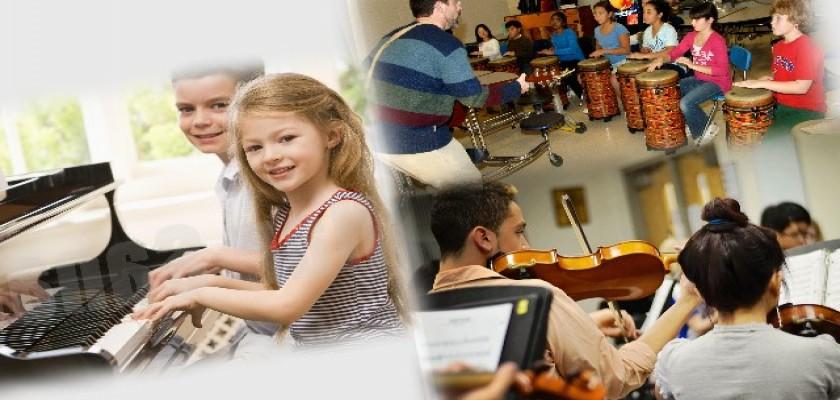 Müzik Eğitimi Nedir