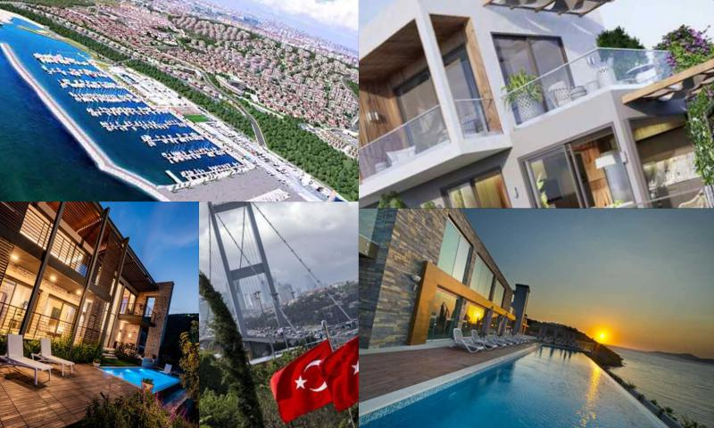 Buy Turkish Property Lüks Evler Bulun