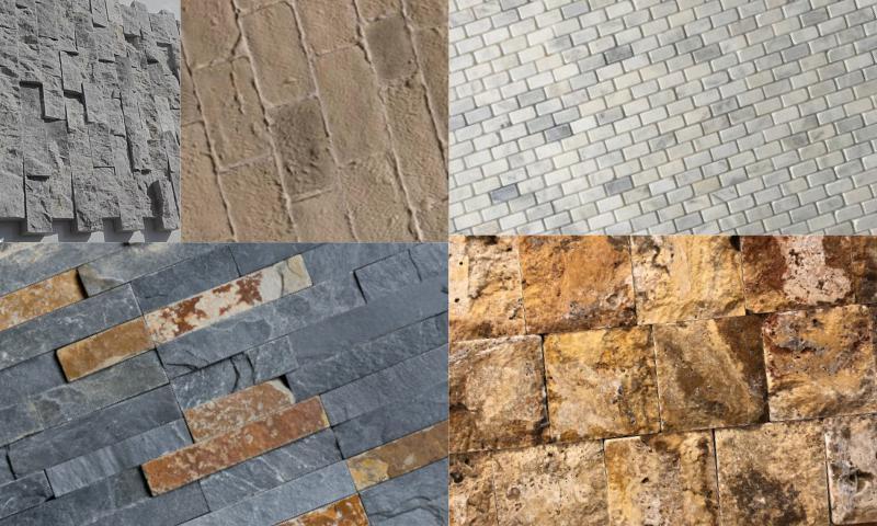 Doğal Taş Duvar Kaplama Ürünleri