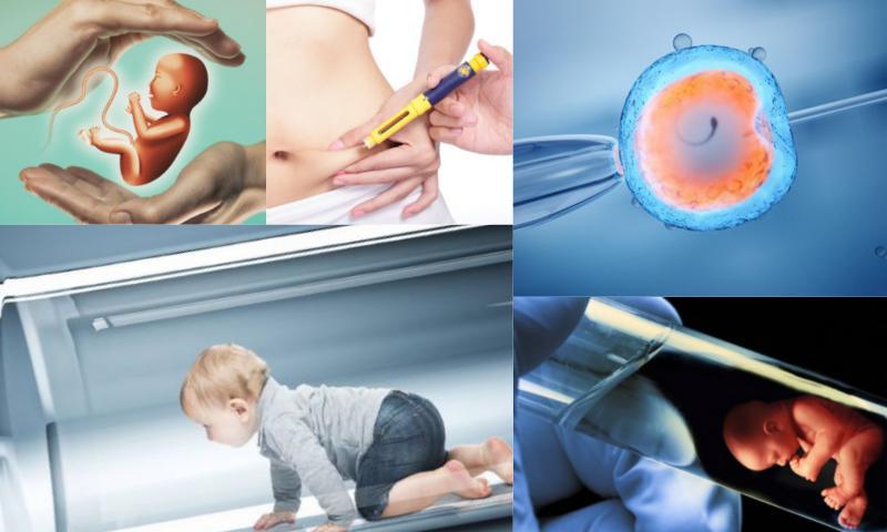 Tüp Bebek Tedavisinde Yenilikçi Yöntemler