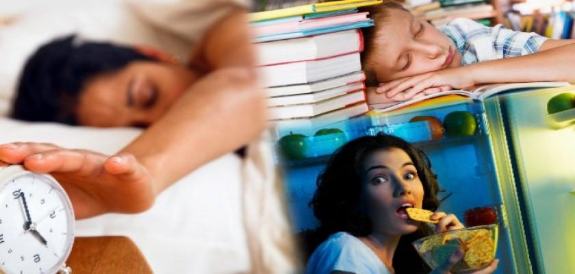 Uyku Düzeninin Bozulması